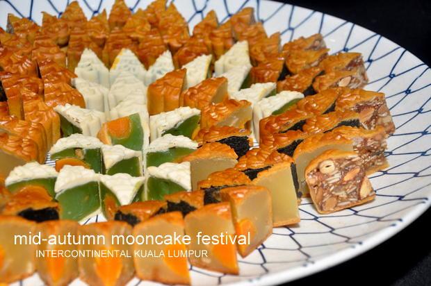 Mooncakes Intercontinental Kuala Lumpur 7