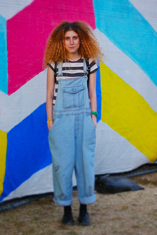 annah street style, street fashion, FYF Fest, women, Los Angeles, Quick Shots