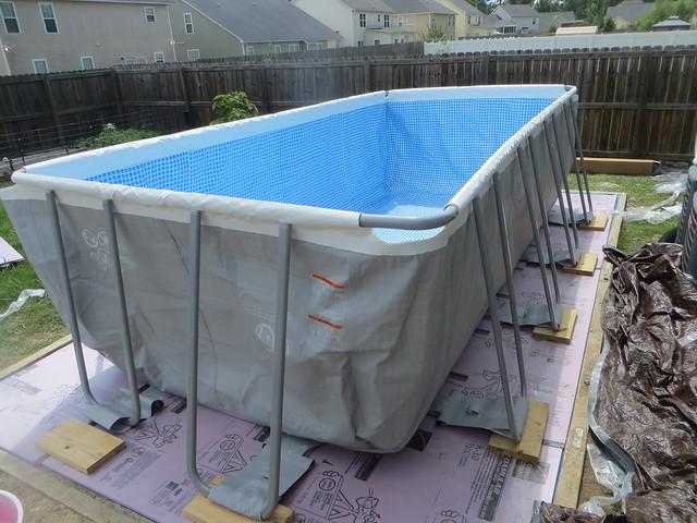 intex 18x9x52 ultra frame pool instructions