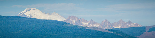 Mount Baker Panorama