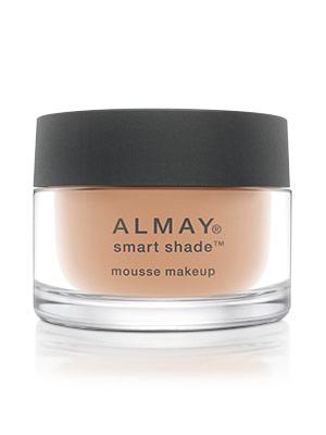 Almay-5-minute-face-smart-shade-mousse-makeup, almay smart shade, almay foundation