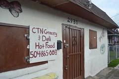 129 CTN Grocery, Gert Town