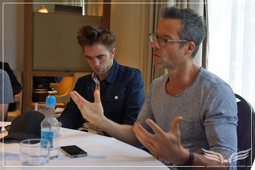The Establishing Shot: GUY PEARCE & ROBERT PATTINSONTALK THE ROVER IN LONDON