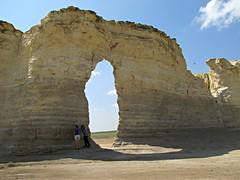 Monument Rocks of Kansas #30