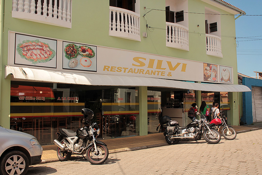 IGUAPE = Restaurante Silvi