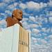 Barentsburg / Баренцбург (Svalbard) - Lenin Statue by Danielzolli