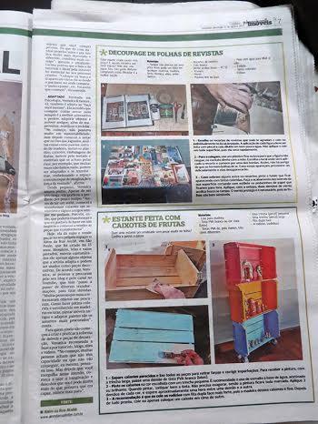Entrevista para o jornal Correio da Bahia