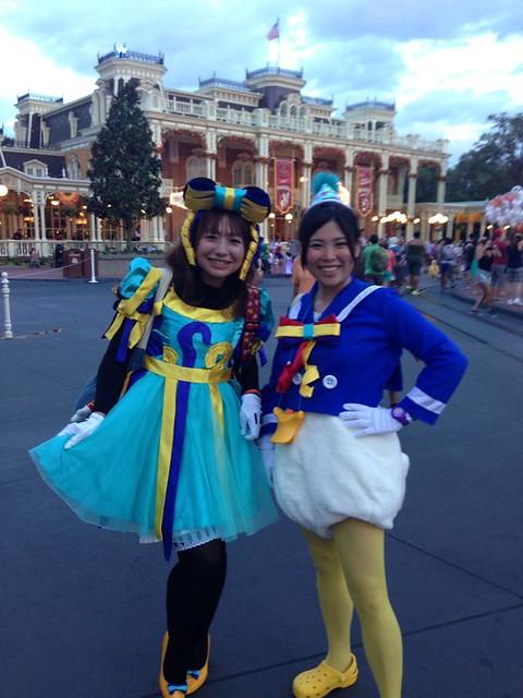 Mickey's Not-So-Scary Halloween Party 2014 at Walt Disney World