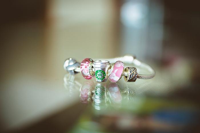 Olga choi fashion blogger myblondegal  Korea Soufeel charm bracelet 925 silver-00274