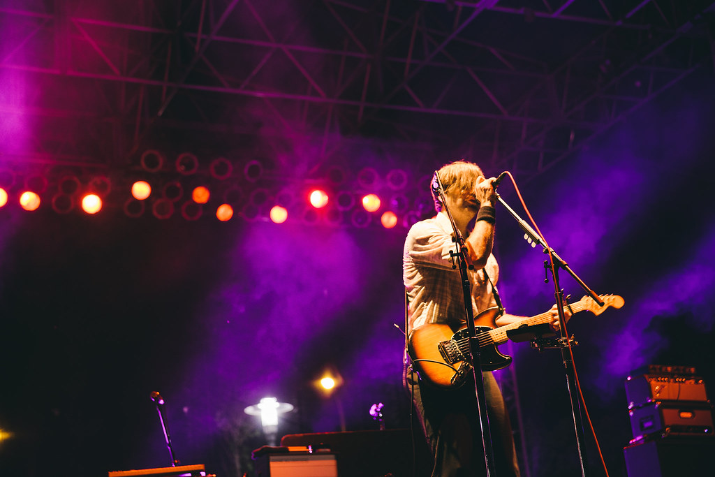 Death Cab for Cutie at Maha Music Festival | 8.16.2014