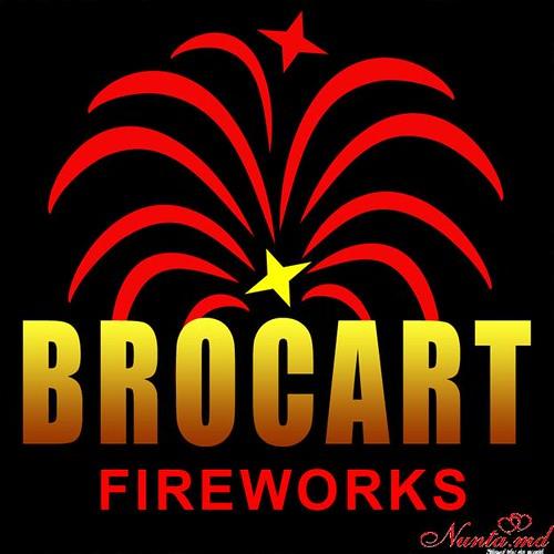 """""""BROCART"""" SRL - Фейерверки и пиротехнические шоу > Фейерверки BROCART SRL - это музыка огня"""