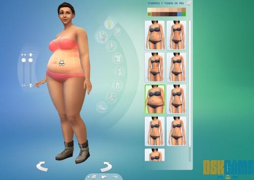 Demo Los Sims 4 Crea un Sim