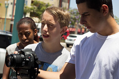 Teen Producers Project Summer 2014