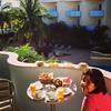 Cafe da manhã hoje #cafedamanha #breakfast #wetiga #bonito #ms #matogrossodosul