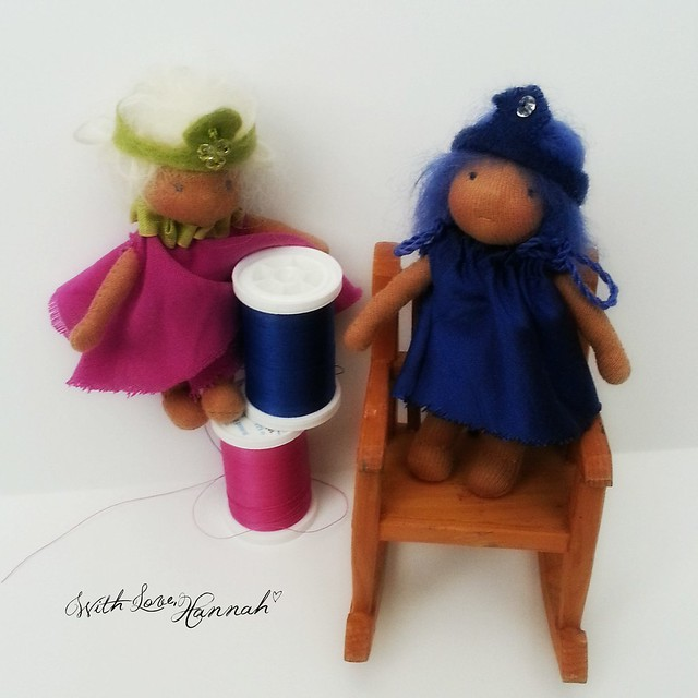 BlueBerry Princess - A With Love, Hannah Lit'l Bitty Bit