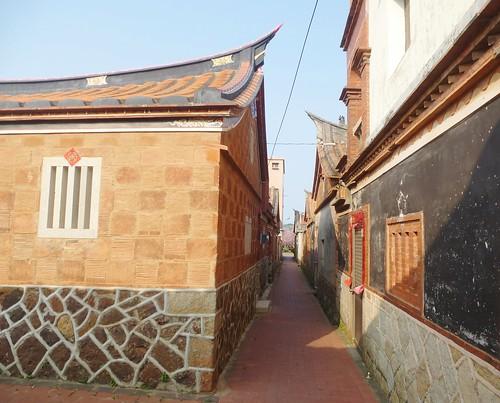 Taiwan-Kinmen Sud-est-Qionglin Village (2)