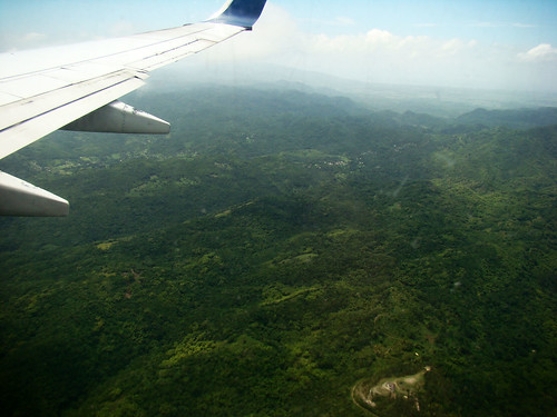 Fly over Jamaica - Aug. 13th