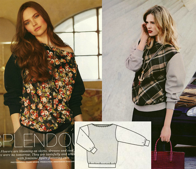 Burda-Sept-2014 Sweatshirt