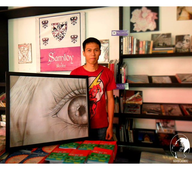 Khervin at Samtoy Books