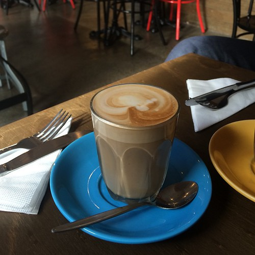 Helloooo #Melbourne coffee :)