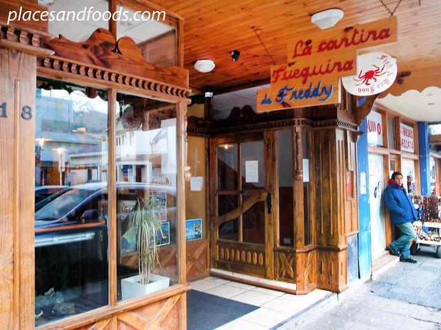 ushuaia la cantina shop