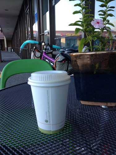 Start, Jim and Patty's Coffee
