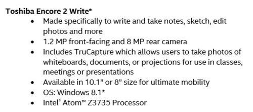 2014-09-17 11_09_56-Toshiba Encore 2 Ecriture_ 08_10 pouces avec un stylo - Notebook italien