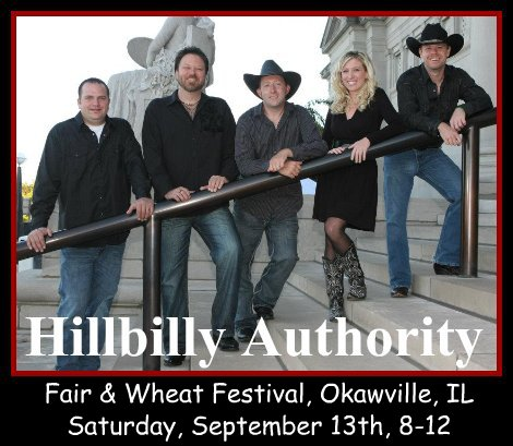 Hillbilly Authority 9-13-14