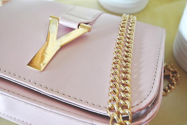 I\u0026#39;M LOVING... MY YSL INSPIRED BAG FOR LESS THAN ��6! - VIPXO