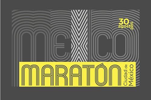 Maratón de la Ciudad de México 2015
