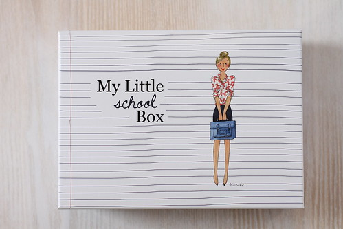 マイリトルボックス(MY LITTLE BOX)2014年9月分