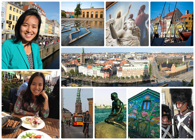 Collage-Copenhagen