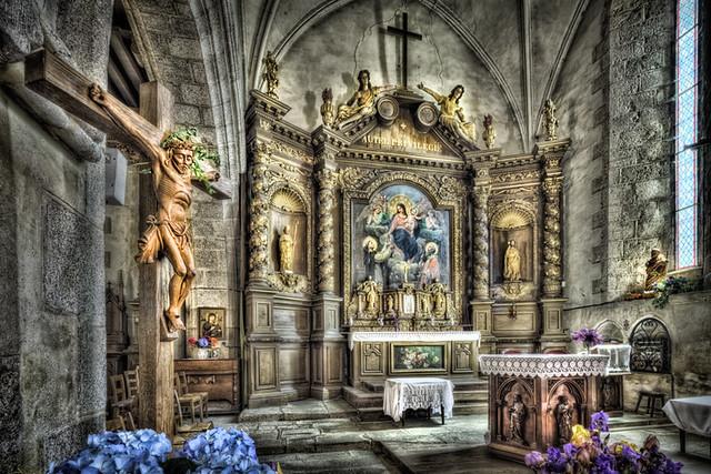 St. Sylvain, Bonnat, France
