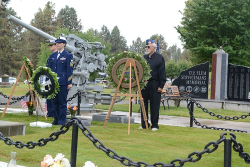 Coast Guard WWII hero honored in Cle Elum