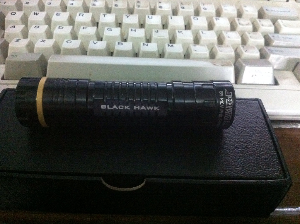 Panzer Blackhawk + Tobh Atty v2 black mechanical mod vaporizer 2nd