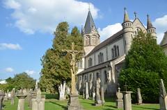 Altkirch.L'église du Prieuré St Morand.3