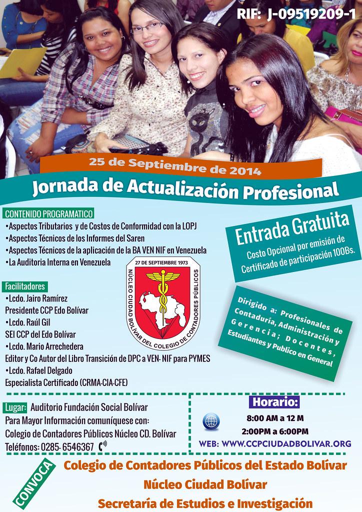 Celebramos el mes aniversario Nacional del Contador Público con Jornada de Actualización Profesional de Alto Nivel Formativo