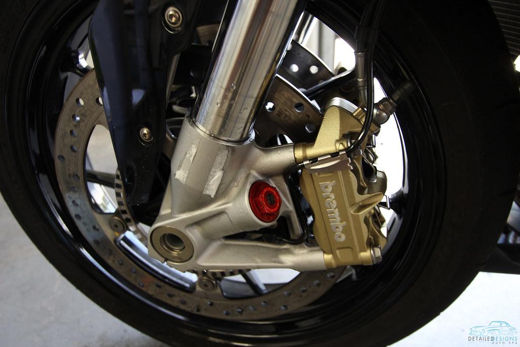 Motorcycle Detailing Atlanta