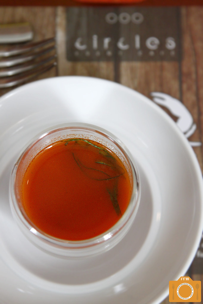 Australian Sojourn Tomato Soup