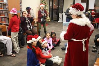 12/17/2013 - Christmas Celebration Kennedy Branch