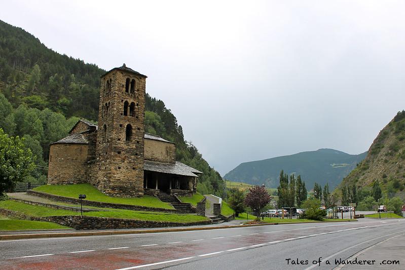 CANILLO - Església de Sant Joan de Caselles