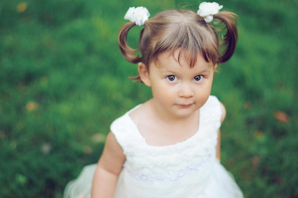 Little girl [ Explored ]