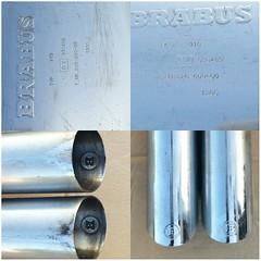 #For#Sale#OEM#Used#Parts#Mercedes#Benz#BRABUS#Sport#Exhausr#System#CL#Class#W215#W220#V8#V12#500#600#alyehliparts#alyehli#UAE#AbuDhabi#AlFalah#City  FOR SALE MERCEDES BENZ OEM USED PARTS :  ORIGINAL BRABUS SPORT EXHAUST SYSTEM MERCEDES BENZ CL CLASS W215