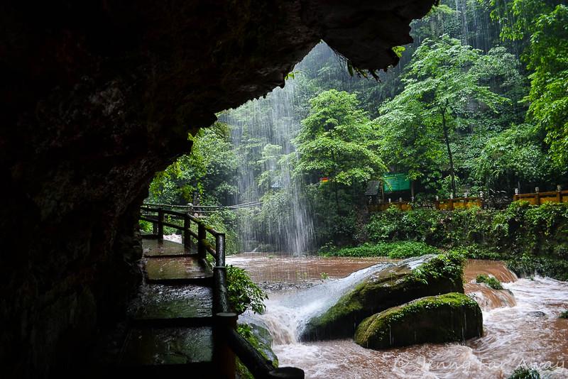 Gorge at Bifengxia