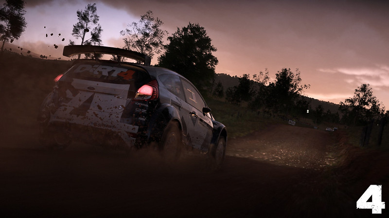 DiRT 4 by Codemasters