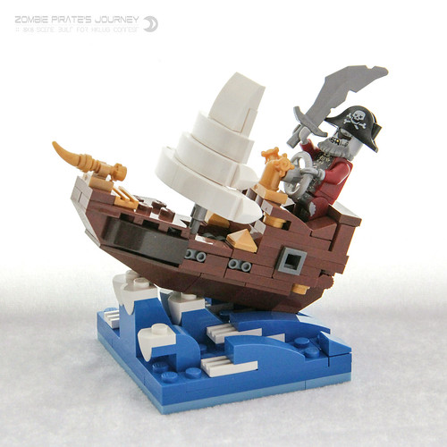 Zombie Pirate's Journey
