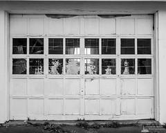 Old Rollup Door, Oak Harbor, Washington, Spring 2017