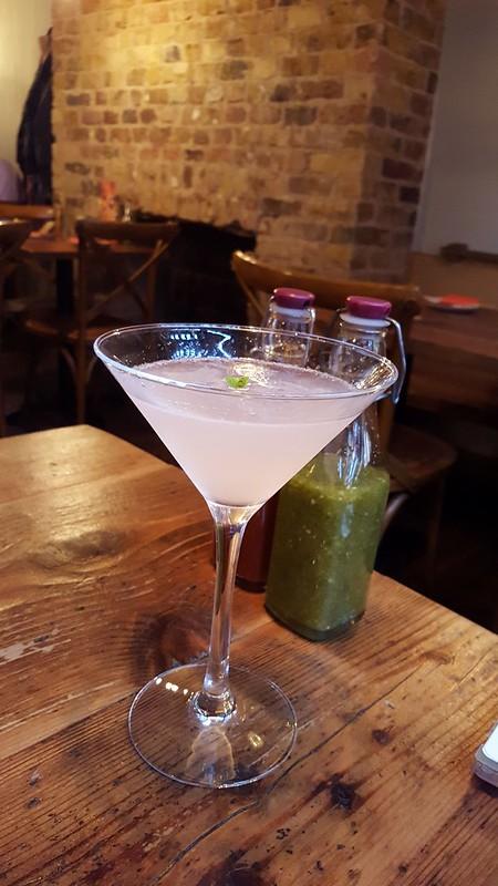A delicious martini (Large)