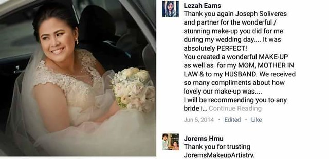 Jorems Hair and Makeup Artistry Testimonials (9)