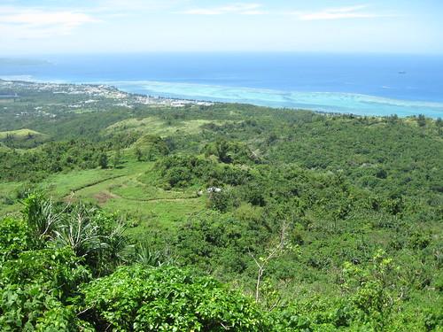 saipan mariana islands mounttapochau view kummerle